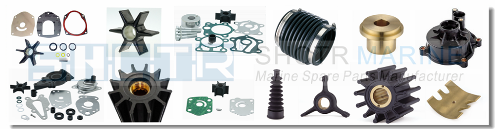 OEM Water Pump & Impeller Kit for 692-W0078-02 18-3370 60-90HP