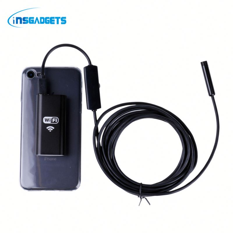 Wireless dental endoscope h0tWA inspection snake camera for sale