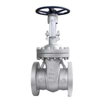 8 Inch WCB Wedge Cast Steel Gate Valve With Prices Manufacturer