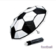 21 INCH 8 ribs football sport printing foldable umbrella football design umbrella(3 section gift umbrella)