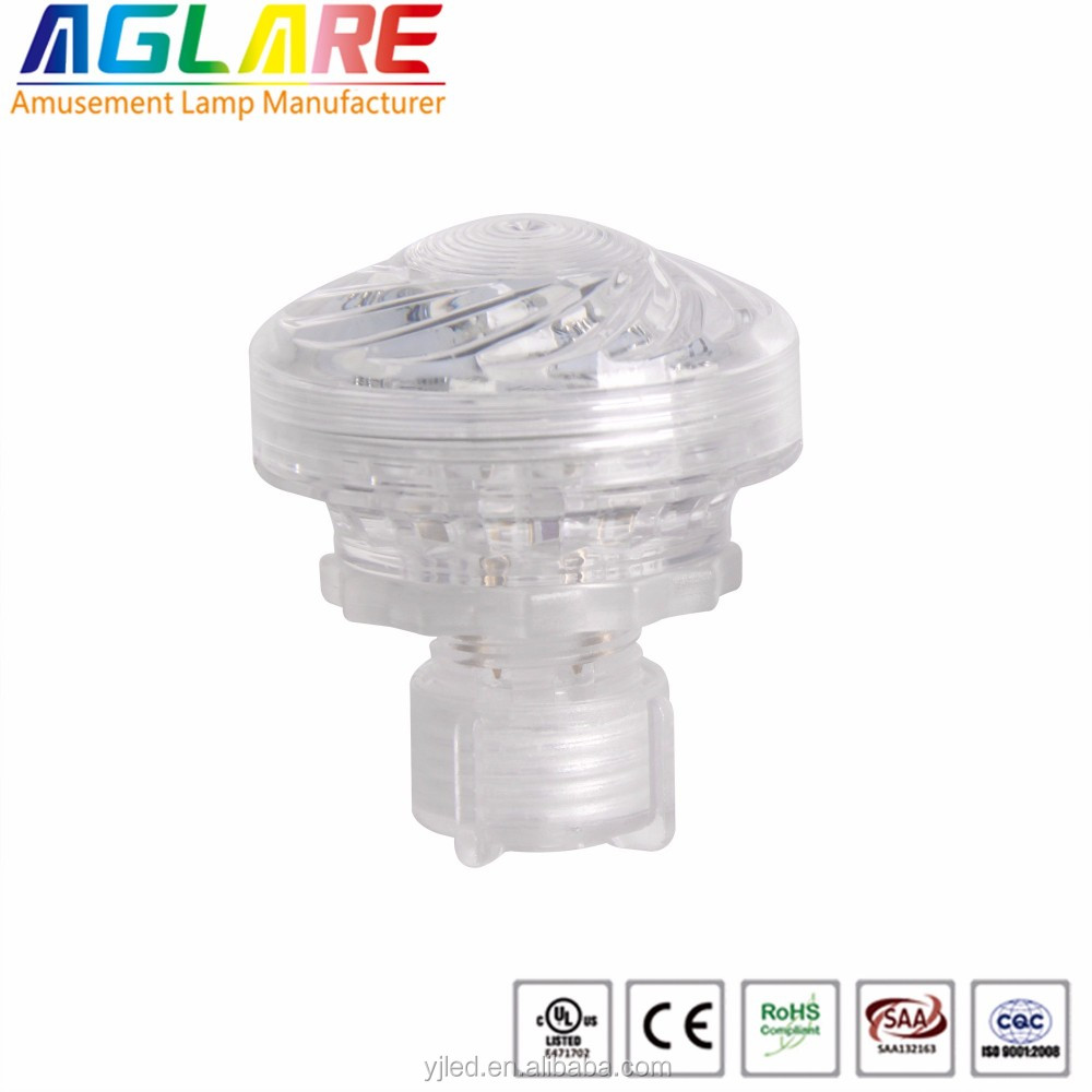 wide angle led pixel lamp ac24v max2.3w fairground e14 led amusment turbo light