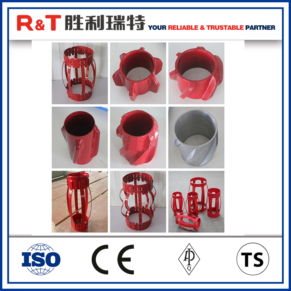 Cementing equipment Casing Centralizer