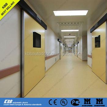 Hohe Qualität Hermetische Tür Für Röntgenraum Op Krankenhaus ...
