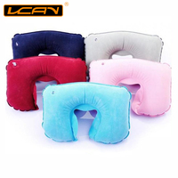 New Type Top Sale Travel Inflatable Neck Chinese Neck Pillow,Inflating Travel / Camping Pillows