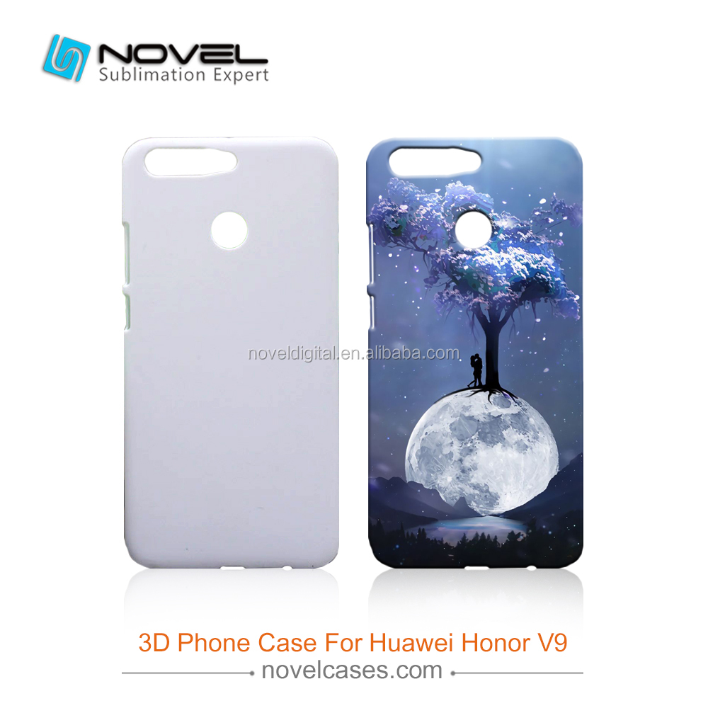 3D Sublimation Phone Case For Honor V9,DIY Blank Mobile Cover
