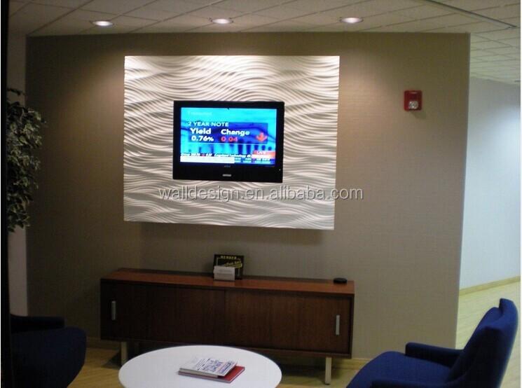 Vs d panelen textuur muren voor tv achtergrond wanddecoratie