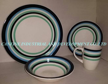 different colours ceramic stoneware dinner set factory directly sell hand painted dinnerware set & Different Colours Ceramic Stoneware Dinner SetFactory Directly Sell ...