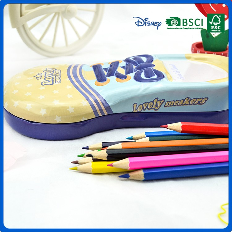 2016 new style fashion stationery pencil case for schools