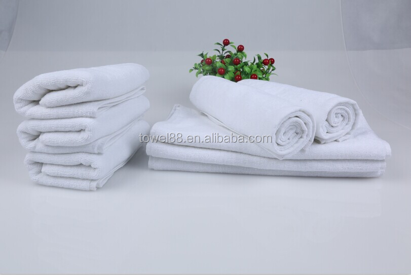 High quality plush 5 star 100% cotton hotel towels