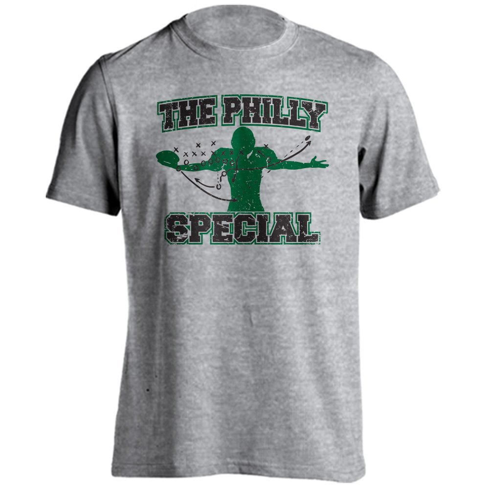 f890db5a4 Get Quotations · The Philly Special Trick Play 4th and 1 Underdog  Championship Short Sleeve T-Shirt