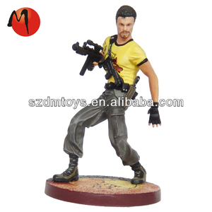 male statues/figurine plastic/anime character