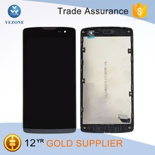 Factory Price High Quality Lcd Screen Replacement Part for LG Leon 4G LTE C50 H340N H326T H345 HS345 Lcd with Frame