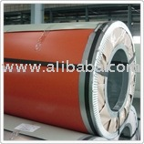 PRE-PAINTED GALVANIZED STEEL SHEET & COILS