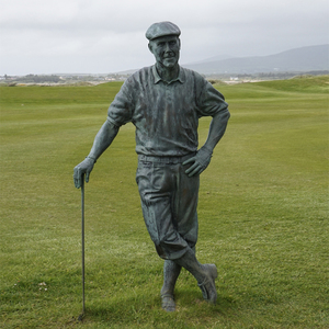 Life Size Golfer Statue Supplieranufacturers At Alibaba