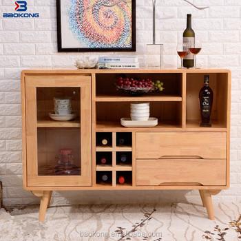 Home Furniture Multifunctional Sideboard Cabinet Living Room Storage Drawers Drawing Narrow