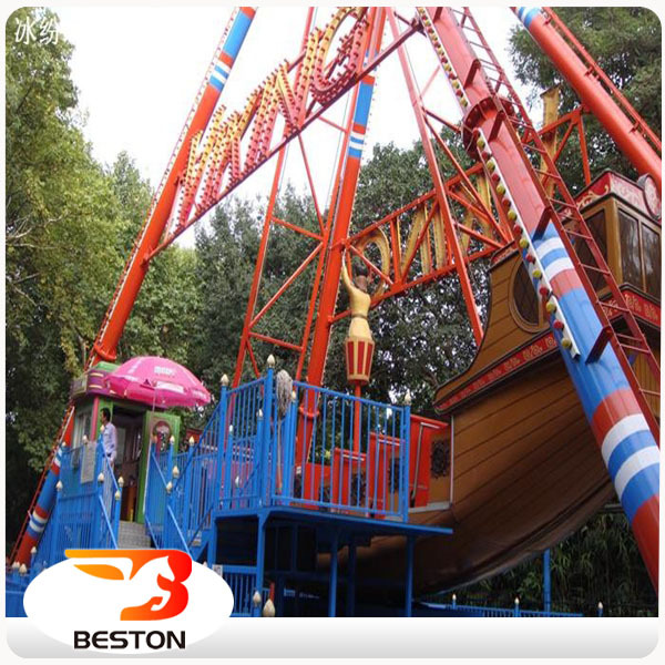 Many years manufacture amusement park machine pirate ship