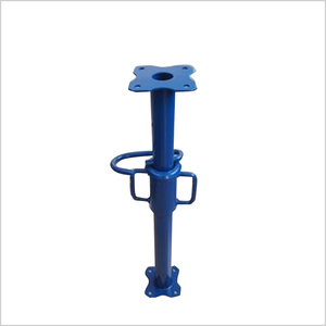 Chinese Supplier Whole Sale Steel Painted Surface Adjustable Scaffolding Shoring Props Jack