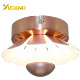 Panel spot light covers crystal led ceiling light