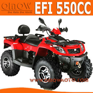 EEC EPA 550cc 4x4 Quad Bike