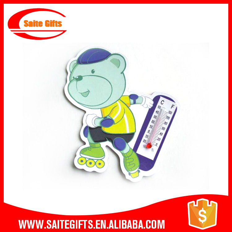 Customized Logo Printed Promotional Cute Cheap refrigerator magnets