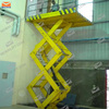 Custmize available fixed hydraulic table lift in floor scissor lift