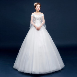 b3748e5405 China beaded ball gown wedding gown wholesale 🇨🇳 - Alibaba