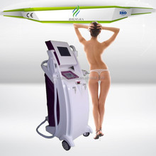 long life IPL /ipl hair removal machine 3in1 multifunction beuaty equipment