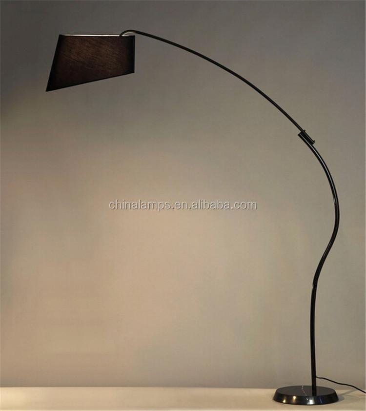Design Floor Standing Lamps Arc Floor Lamp With Marble Base ...