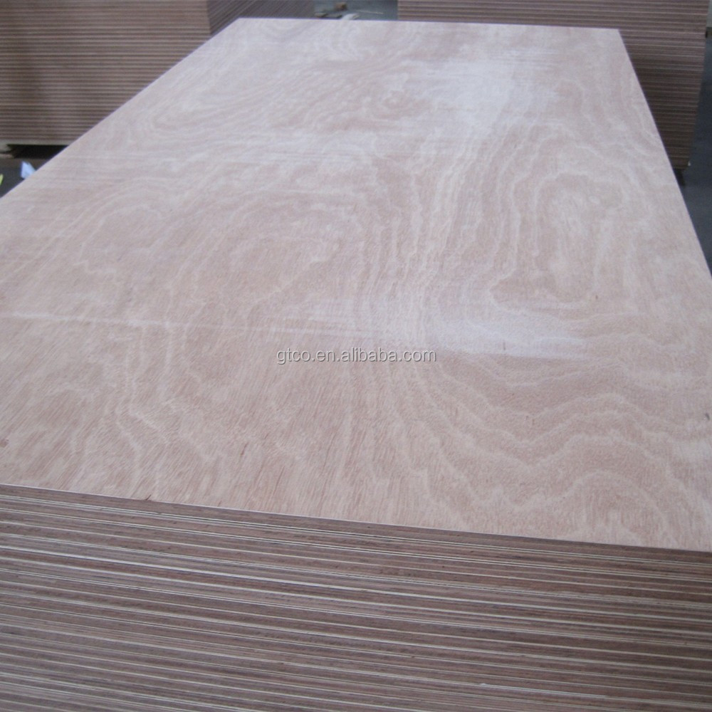 Trade Assurance 28mm keruing plywood for container floor with waterproof glue