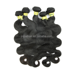 Wholesale low price brazilian top quality human hair grade aaa body wave