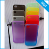 High Quality Candy Colors 0.3mm Ultra Slim Matte PP Plastic Cell Phone Case for iphone 4 4s in 10 colors