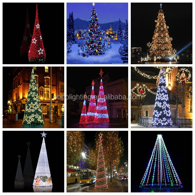 Cone Xmas Tree Large Outdoor Cone Xmas Tree Commercial Christmas Decorations Uk Buy Large Outdoor Cone Xmas Tree Cone Xmas Tree Commercial Christmas
