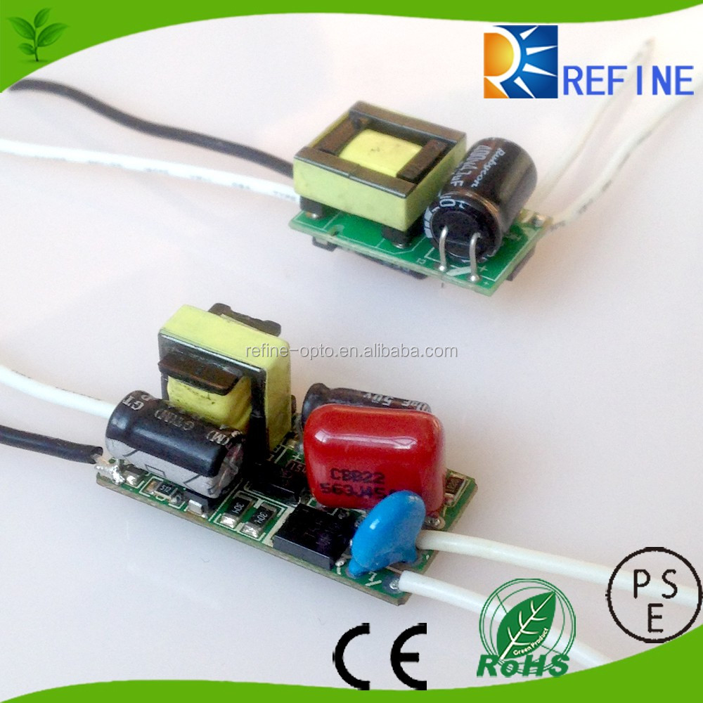 China Led Bulb No Driver Manufacturers And Capacitors Added To Circuit Suppliers On