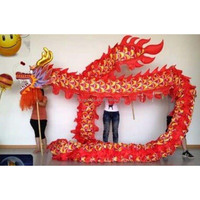 long traditional New Year showing chinese dragon wholesale