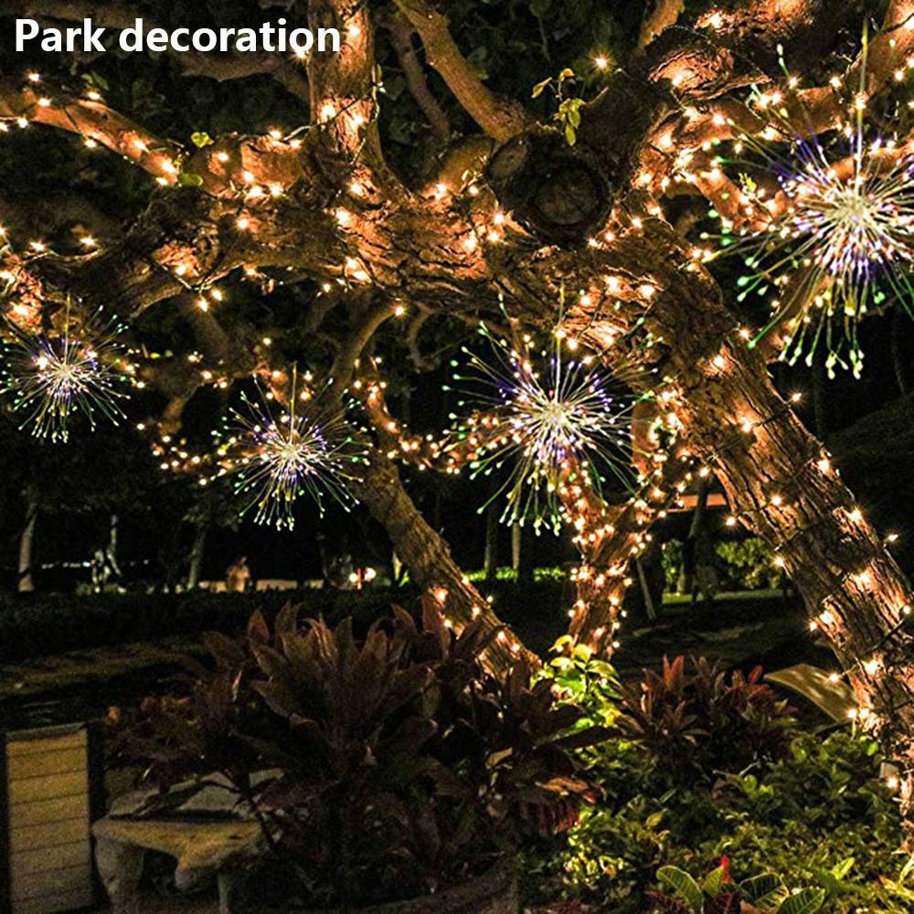 1xCopper Bells Wind Chimes Metal Windchime Outdoor Garden Home Hanging Ornaments