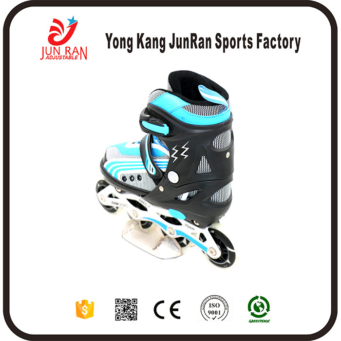 Cheap PP and PVC Upper Material inline roller skate quad shoes for shantui spare parts