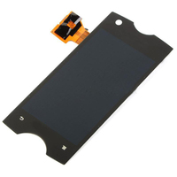 for Sony Ericsson for Xperia ray ST18 LCD ST18A ST18i lcd touch screen complete