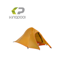 KINGPOOL Save space Easy Carry unique 두 story 경량 camping tent