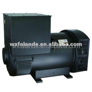 Three phase brushless kirloskar alternator for holders with avr