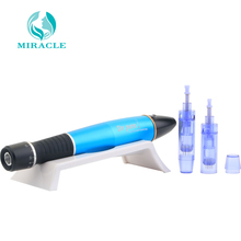 Hot sale Korea style electric derma pen derma stamp electric pen