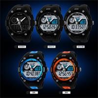 Skmei Digital Watch Instructions Manual Watch Men 2016 Hand Clock ...