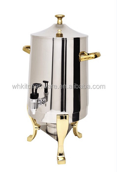 13l stainless steel restaurant drink urns for sale