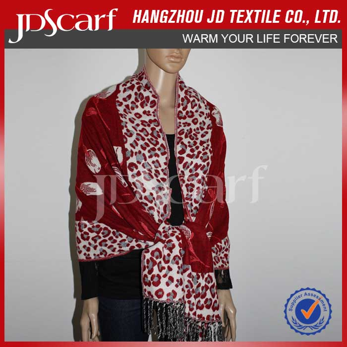 China manufacturer new design fashion Kashmir Shawls Men