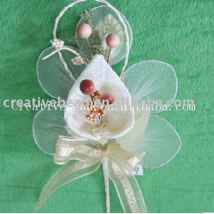 the newest design handmade flower