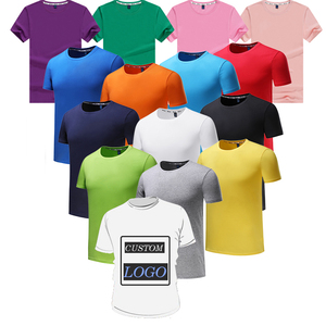 High Quality Custom 100% Cotton Cheap Price Plain Blank Tee T Shirt Wholesale