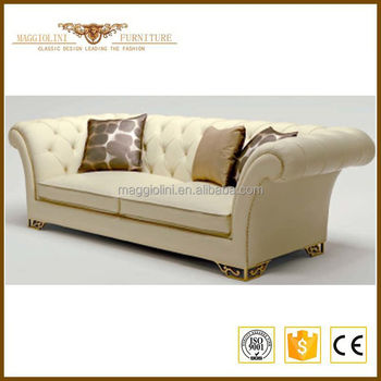 New Coming China Gold Manufacturer Black Sofa Bed With Double Sch