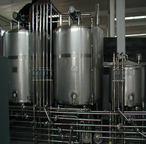 Coconut Milk Production Line/Processing Machine