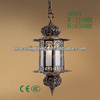 New Traditional Brass Pendant Light with good handcraft