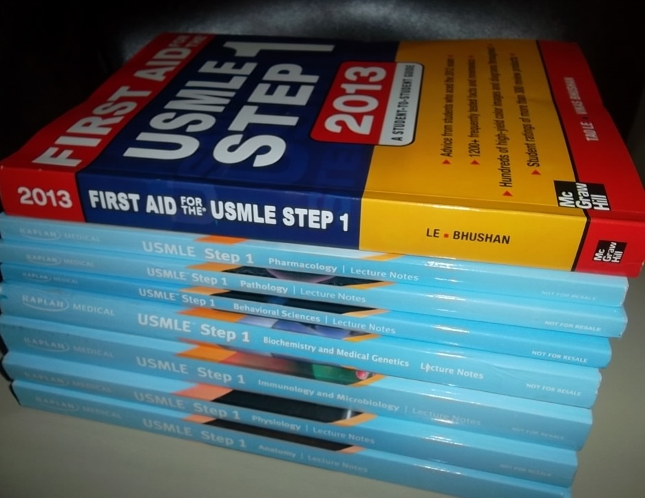 Kaplan Usmle Step1 Lecture Notes With First Aid - Buy Kaplan Usmle Step2  Product on Alibaba com