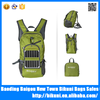 Popular Outdoor Travel Solar Foldable Backpack Waterproof Solar Backpack
